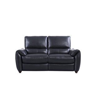 Ouellette Reclining Loveseat Orren Ellis