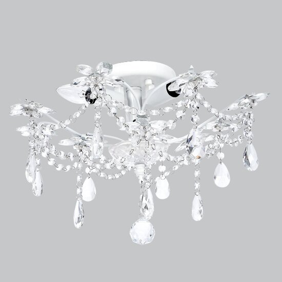 Theresa 3-Light Candle Style Chandelier by House of Hampton