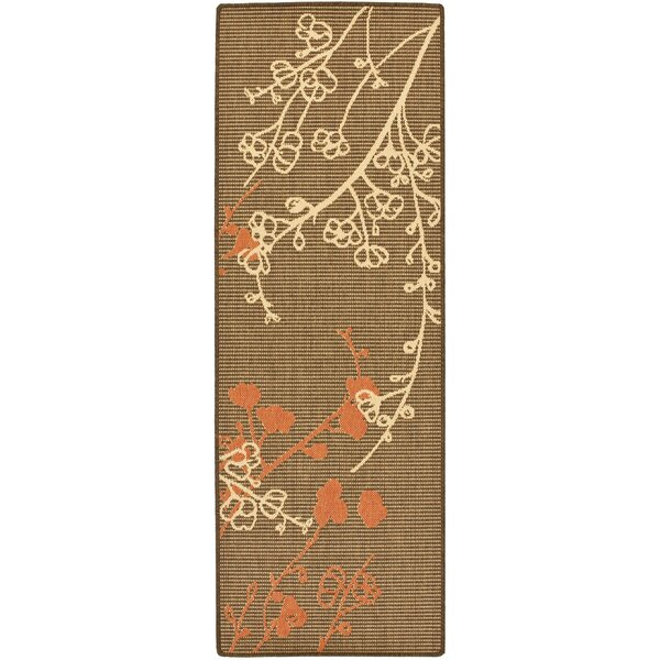 Wysocki Brown/Rust Rug