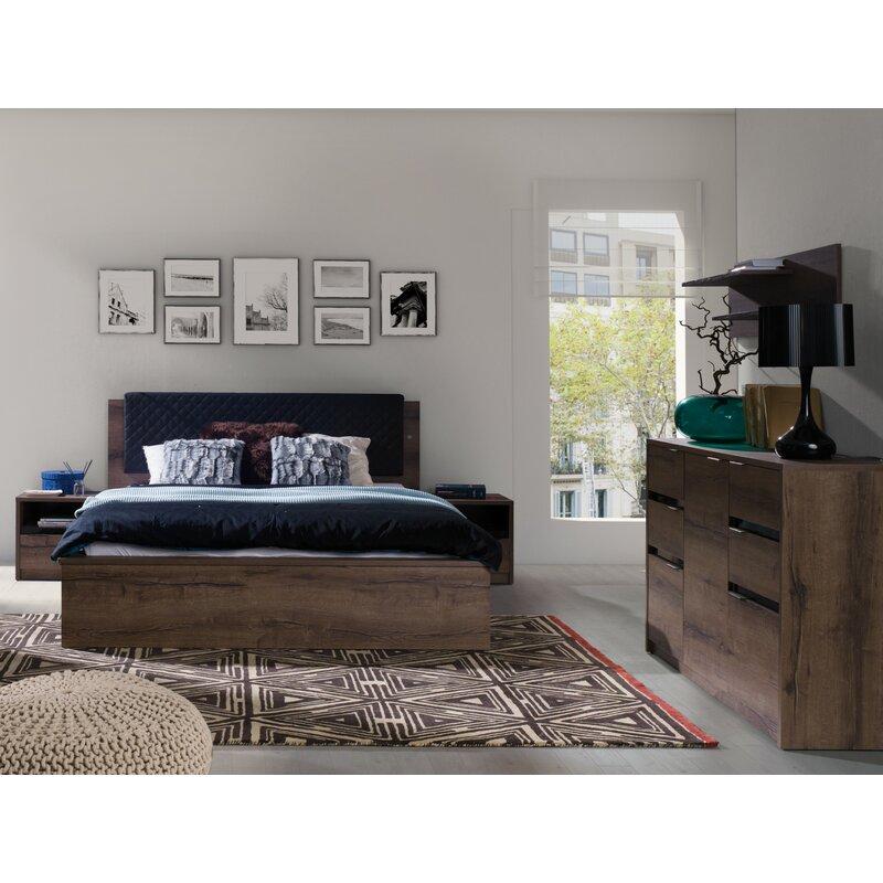 ebern designs olcay 5 piece bedroom set   wayfair.co.uk
