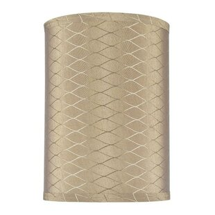 Affordable 8 Fabric Drum Lamp Shade By Aspen Creative Corporation