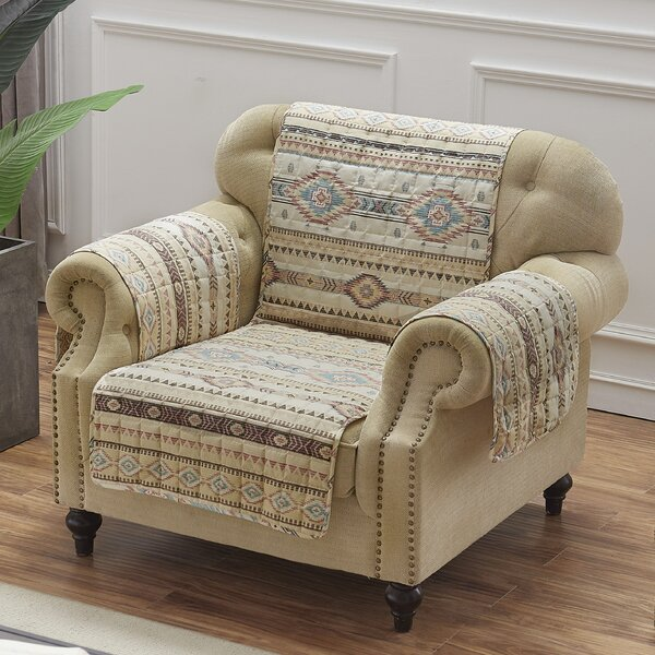 Easterling Box Cushion Armchair Slipcover By Millwood Pines