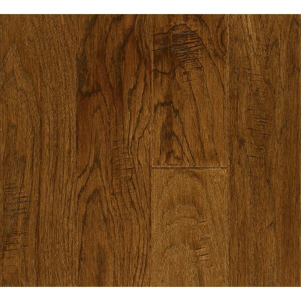 Legacy Manor 5 Engineered Hickory Hardwood Flooring in Fall Canyon by Armstrong Flooring
