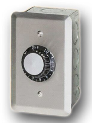 INF In-Wall Control Thermostat By Infratech
