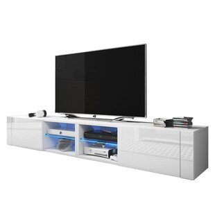 Shuler Best Double TV Stand for TVs up to 78 By Orren Ellis