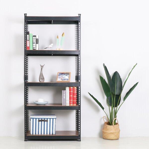 Heda Standard Bookcase By Latitude Run