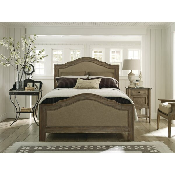 Morrisville Upholstered Panel Configurable Bedroom Set by August Grove