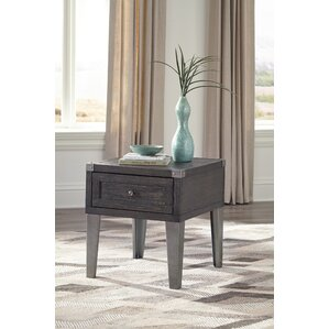 Hillcrest Rectangular End Table by Laurel Fo..