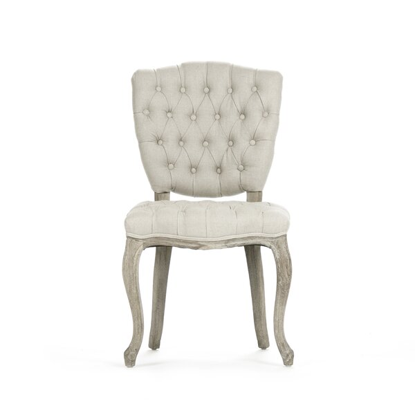 Piaf Side Chair by Zentique