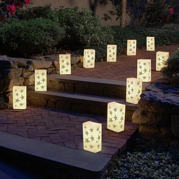 12 Count Luminary Kit by Luminarias