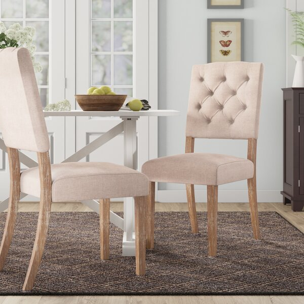 Granville Upholstered Dining Chair (Set of 2) by Birch Lane™ Heritage