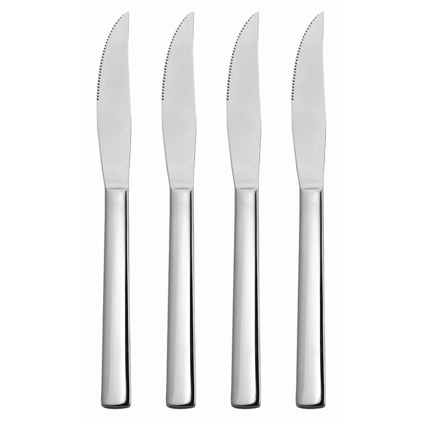 Maya Steak Knife Set (Set of 4) by solex