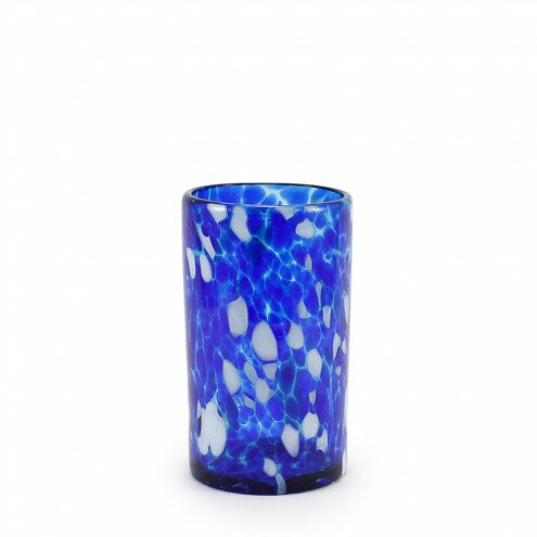 Hamby Recycled Glass Pint Glass by Ebern Designs