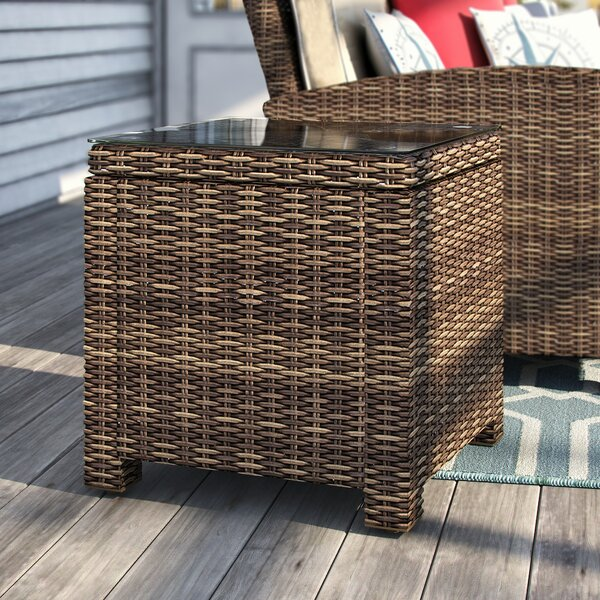Dardel Side Table by Beachcrest Home