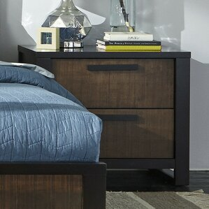 Arrie 2 Drawer Nightstand by Laurel Foundry Modern Farmhouse