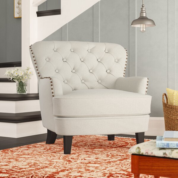 Parmelee Wingback Chair by Lark Manor
