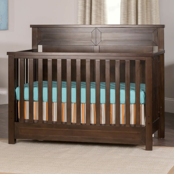 Abbott 4-in-1 Convertible Crib by Child Craft