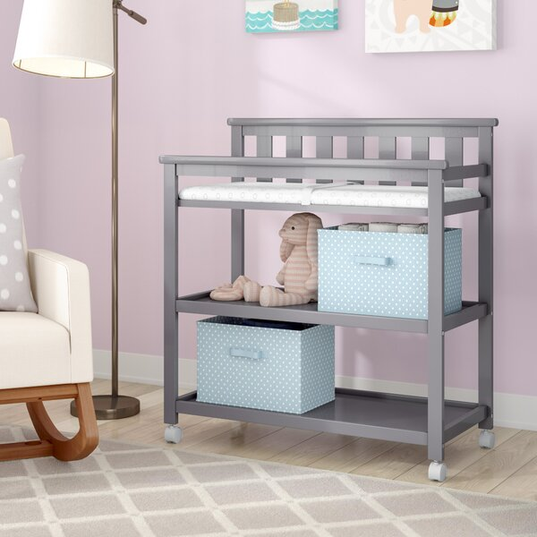 Quandt Flat Top Changing Table by Viv + Rae