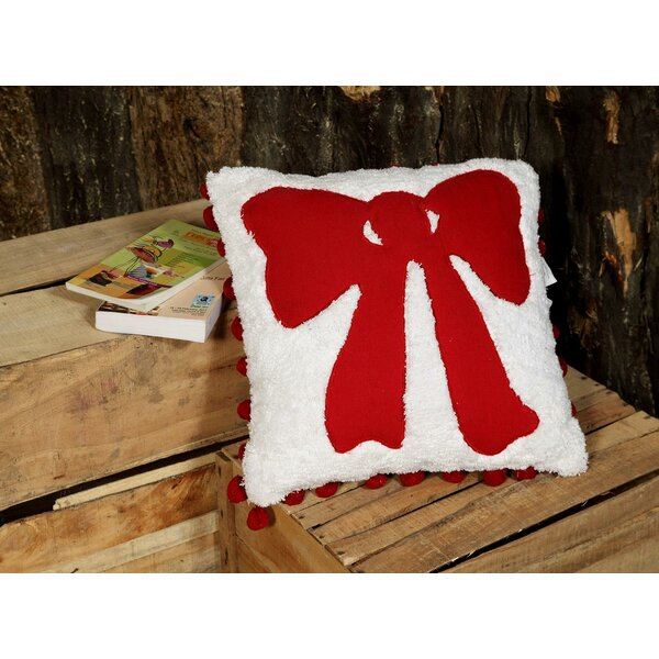 Kleist Cotton Throw Pillow by Zoomie Kids