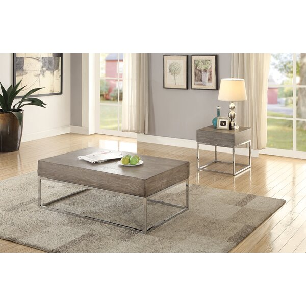 Criswell 2 Piece Coffee Table Set by 17 Stories