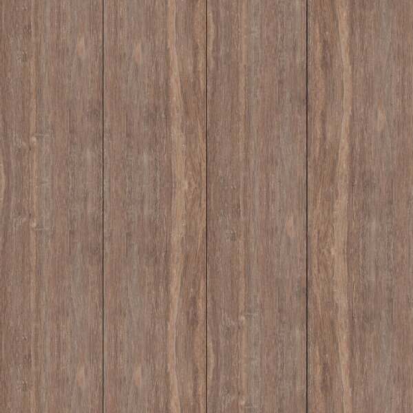 5 Engineered Bamboo Flooring in Driftwood by Bamboo Hardwoods