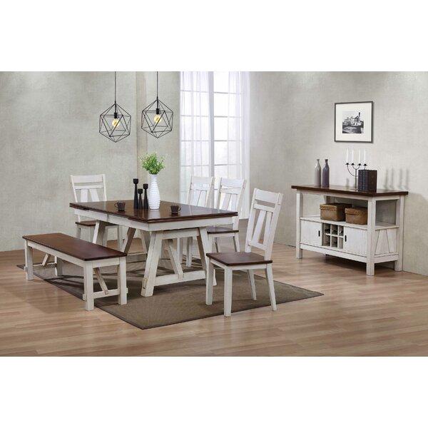 Keturah Farmhouse Dining Table by August Grove