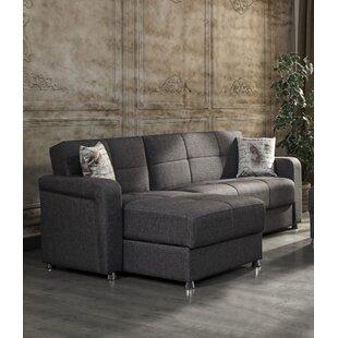 Aimilia 2 Piece Sleeper Living Room Set by Ebern Designs
