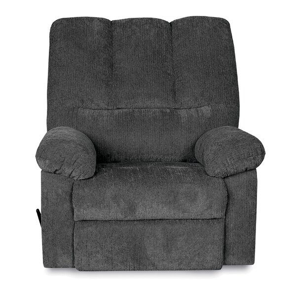Ethan Manual Rocker Recliner by Revoluxion Furniture Co.