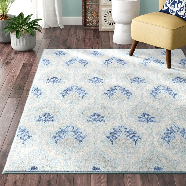 Hillsby Blue Area Rug by Mistana