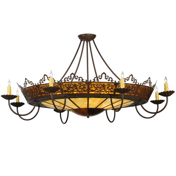 Tillmon 8-Light Candle Style Empire Chandelier By Astoria Grand