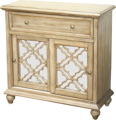 Nardi 2 Door Accent Cabinet By Bungalow Rose
