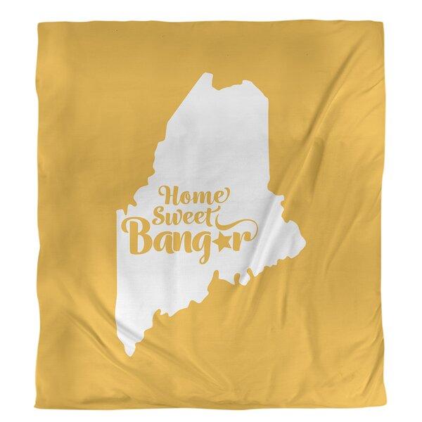Maine Bangor Single Duvet Cover