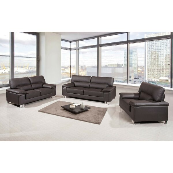 Best Choices Digiovanni 3 Piece Living Room Set By Orren