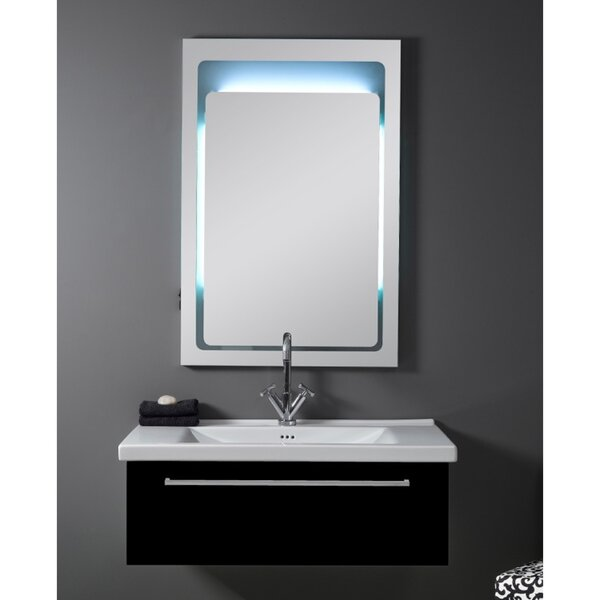 Fly 36 Single Bathroom Vanity Set with Mirror by Iotti by Nameeks