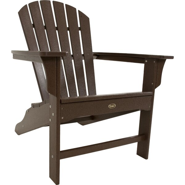 Cape Cod Trex Plastic Adirondack Chair by Trex Outdoor