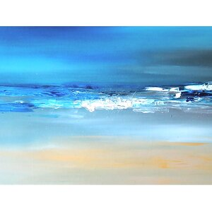 Morning Light by AX Painting on Wrapped Canvas by Art Excuse