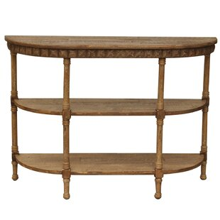 Find for Cheyenne Demilune Console Table ByCrestview Collection