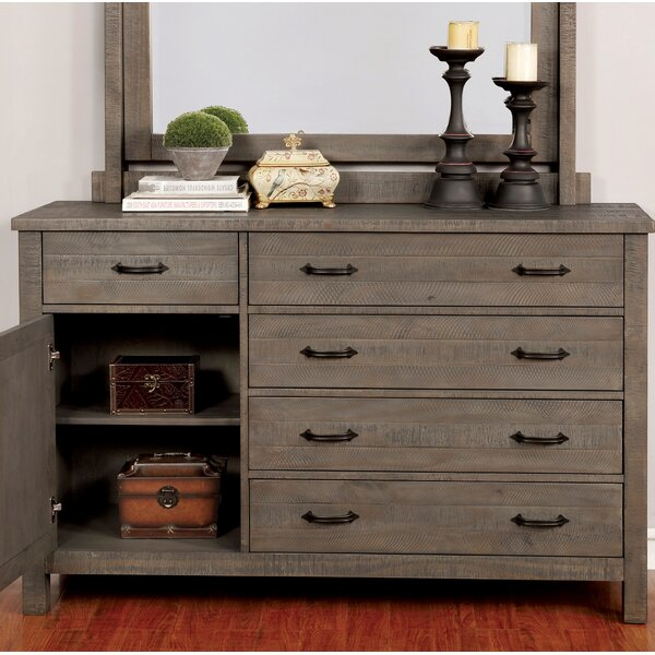 Mcmillon 5 Drawer Dresser by Gracie Oaks