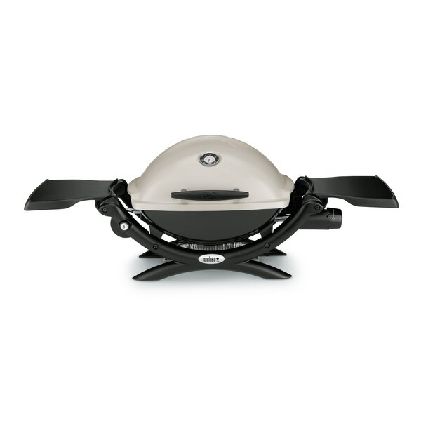Q® Series 1200 Propane Portable Gas Grill by Weber