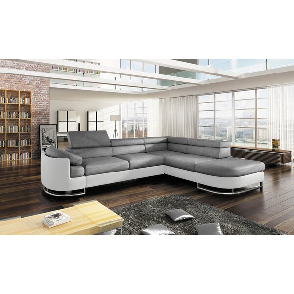 Centrahoma Sleeper Sectional by Orren Ellis