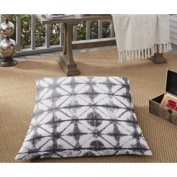 Katelyn Indoor/Outdoor Floor Pillow by Bungalow Rose