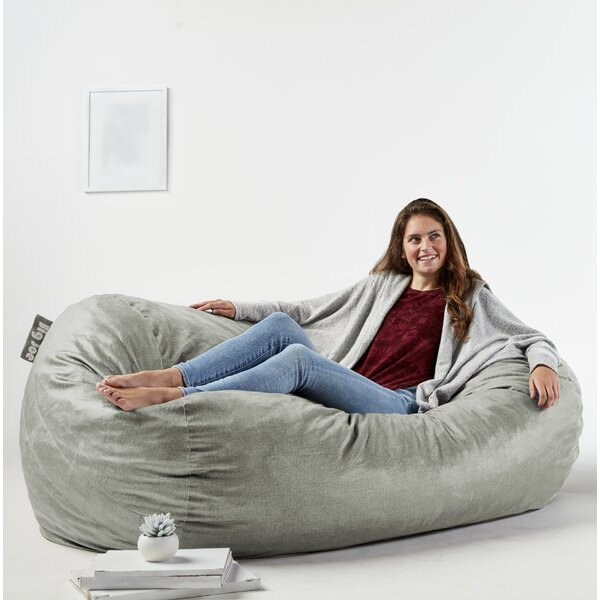 Big Joe Media Bean Bag Sofa by Comfort Research