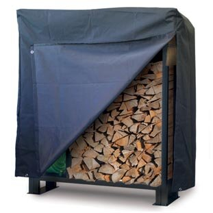 Premium Utility Wood Rack Cover by Pilgrim Hearth