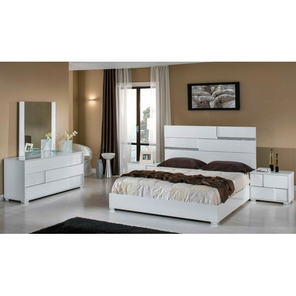 Camron King Platform 5 Piece Bedroom Set by Orren Ellis