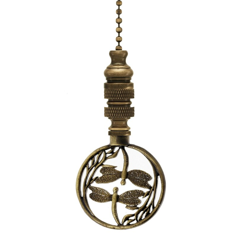 Dragonfly Ceiling Fan Pull Chain