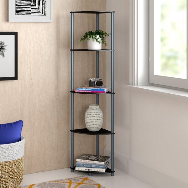 Johannes Corner Bookcase By Zipcode Design