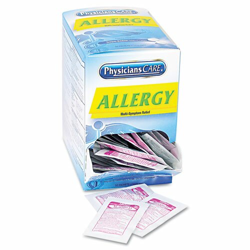 Allergy Antihistamine  Medication by PhysiciansCare®