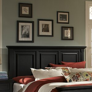 Chardon Mansion Panel Headboard by Darby Home Co