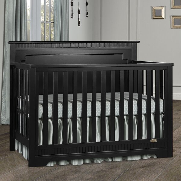 Ruffin 5-in-1 Convertible Crib by Viv + Rae
