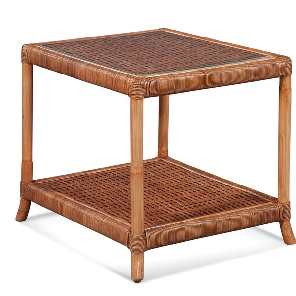 Lafayette End Table With Strorage By Braxton Culler